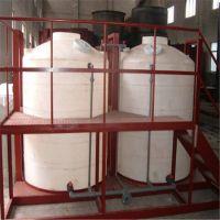 重庆1000LPE化工水桶|2吨蓄水罐|3立方塑料箱