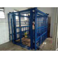 导轨式液压升降货梯厂房安装 导轨式液压升降货梯运货 导轨式液压升降货梯电动