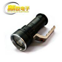 厂家直销 t6手提探照灯铝合金充电应急灯户外强光探明手提灯批发