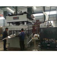 2500吨防盗门专用液压机 LEAD门板压花机厂家