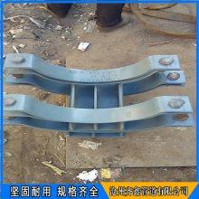 DK-2管夹T型管托碳钢不锈钢材质热镀锌处理弹簧支吊架