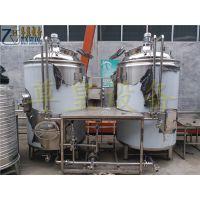 500L啤酒糖化系统、糖化设备、啤酒设备