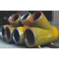大口径三通 焊接三通,四通 厂家专业生产
