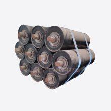 PLD混凝土配料机输送皮带托辊滚轴滚筒适合50cm宽和60cm宽的输送带用