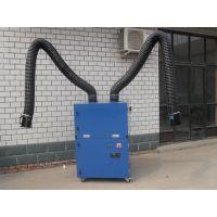 移动式双臂焊烟净化器的过滤器寿命