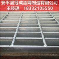 Q235压焊钢格板生产厂家/人工焊接钢格板/冠成