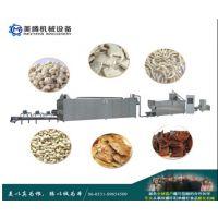大豆拉丝蛋白机械、组织蛋白加工机械厂