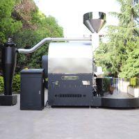 使用方便的120公斤咖啡豆烘焙机东亿大型商用咖啡豆烘焙机电脑全自动控制运行15688198688