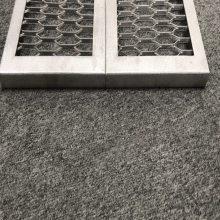 专业定制室内天花防火材料2.5mm铝网板吊顶 佛山市欧百建材