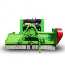 玉米秸秆收割回收机 行业领先 吉林2018玉米秸秆粉碎打捆机