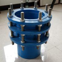 国安管道国标双法兰传力接头 加厚型单法兰传力接头 耐高压限位伸缩器厂家