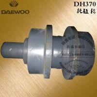 大宇DH370挖掘机履带质量好的托链带轮配件18027299616