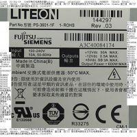 LiteON PS-3601-1F 600W交换式电源供应器TX200S2富士通服务器电源