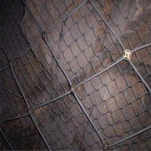 镀锌勾花网规格 养殖勾花网 体育场围栏厂家