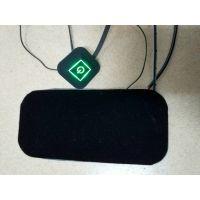 厂家直销石墨烯远红外电热芯片 理疗智能穿戴USB柔性高温发热服护腰带电热膜片5v
