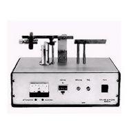 德国WAZAU LKU型 可焊性实验设备