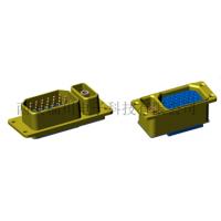 J16G1–MA67P1C/SMA-JK33 矩形电连接器