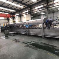 厂家直销肉丸水煮流水线 丸子水煮线设备 肉制品水煮流水线