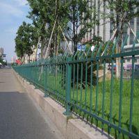 鹤壁草坪护栏淇县PVC栅栏博爱绿化带围栏塑钢围墙隔离栏厂家直销