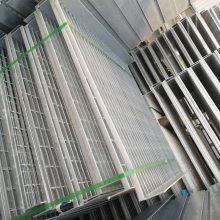 工业平台镀锌格栅板怎么卖 天桥走道人行道镀锌格栅板价格