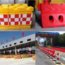 北京高速公路滚塑水马防撞桶批发工厂