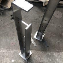 昆山金聚进平台式不锈钢栏杆来图定制厂家特卖