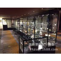 供应各种铝合金展具 展示柜 珠宝精品柜、陈列展柜、展台