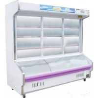 凤城冰箱展示柜多少钱 茶叶冰柜 实惠