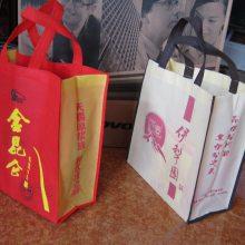 无纺布手提袋子定做 环保购物袋 广告礼品袋印刷logo厂家定做