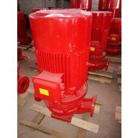 供应100QW100-25-11KW无堵塞排污泵 室内消火栓泵 消防喷淋泵厂家上海牌