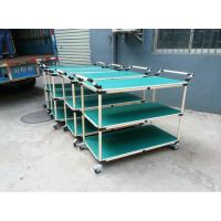 东莞帝腾生产供应柔性管工作台/线棒台/检验钢制生产线工作台