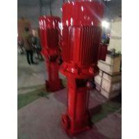 立式多级消防泵CDLF50-12-20配控制柜(带CCC认证)。