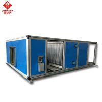 全新风分体风管式空调 G-15WD卧式吊顶风柜 车间 办公室新风柜