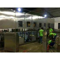佳和达中山五金工业用压铸铝件机械臂超声波清洗机