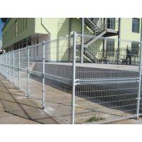 巨人双圈护栏网,上下卷圈围栏,小区围墙围栏网安装方便