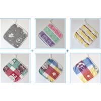隆利工厂直销卡通儿童纱布毛巾 婴幼儿卡通擦嘴巾口水方巾特价