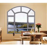 断桥铝平开窗专业供应商|无缝焊接断桥平开窗厂家直销
