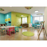 好的幼儿园设计师从孩子的角度做设计,洛阳室内装修,早教中心装修设计公司