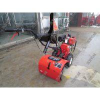 小型果园旋耕机(汽油机) 手扶式7.5马力锄草碎土机