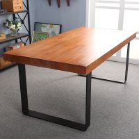 包邮 会议桌大班台洽谈办公桌工作台老板桌