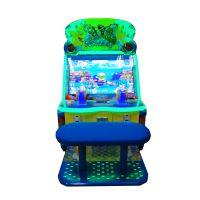 若云RY-T001 儿童游艺机新款2018新款儿童投币游戏机猫咪钓鱼儿童游艺设施