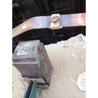 二次设备的接地和接地铜排放热焊接焊粉焊药模具