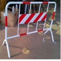 铁马护栏@道路施工用铁马护栏@铁马护栏低价销售