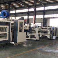 纸箱机械设备 纸箱生产加工设备 全自动下折式粘箱机
