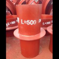 沧州厂家定制柔性防水套管,穿墙套管,02S404标准刚性防水套管