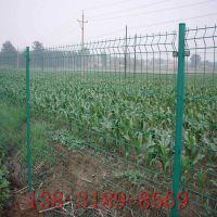 平纹荷兰网编织、1.8m护栏网采用低碳钢丝制成是常见的圈地围挡用护栏网