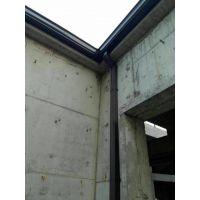 上海生产K型铝合金雨水槽屋檐接水厂家