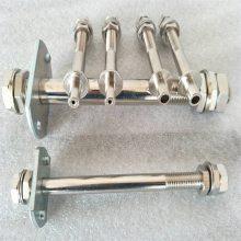 厂家直销变压器配件导电杆套管接线端子紫铜镀镍导电杆铜端子