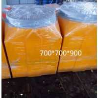 河南复合手孔井/厂家直销700*700*600防腐蚀防渗漏树脂纤维路灯手孔井