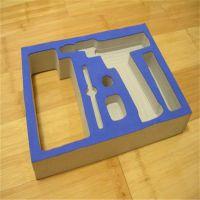 世源海绵按客户尺寸定制高端礼品包装内盒 软体EVA减震托盘